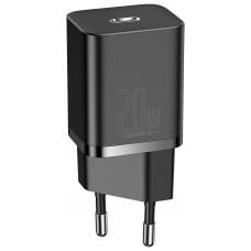 Быстрая зарядка для Iphone  Baseus CCSUP-D01  TYPE C PD 20W  Power Delivery