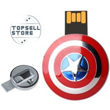 USB Флешка Marvel Captain America Щит