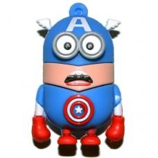 USB Флешка minions Captain America
