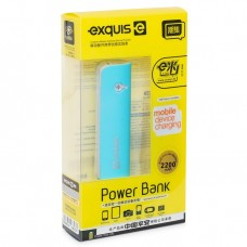 Power Bank Exquis ES PB 2200 mAh