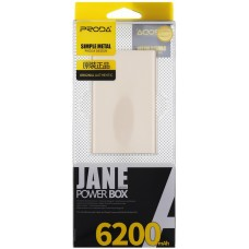 Power Bank Remax Proda Jane PowerBank 6200mAh