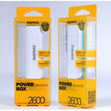 Power Bank Remax PowerBox 2600mAh