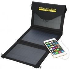 Зарядка на солнечной батарее 10W