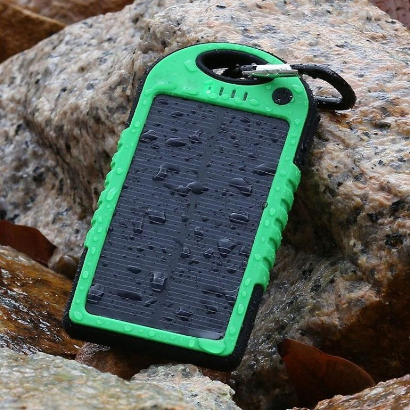 solar panel cap mobile charger