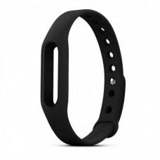 ремешок для фитнес браслета Xiaomi Mi Band (Черный)
