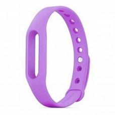 ремешок для фитнес браслета Xiaomi Mi Band (Фиолетовый)