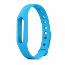 ремешок для фитнес браслета Xiaomi Mi Band (Голубой)