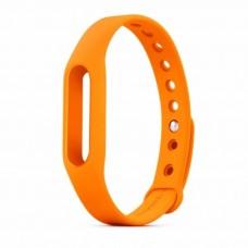 ремешок для фитнес браслета Xiaomi Mi Band (Оранжевый)