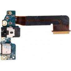 Шлейф HTC ONE M9 с разъемом зарядки