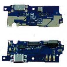 Шлейф Meizu M3s mini на системный разъем