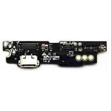 Шлейф Meizu M3 Note на системный разъем