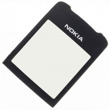 Стекло Nokia 8800 Sirocco (черное)