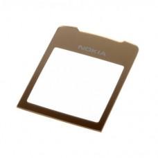 Стекло Nokia 8800 Sirocco (золото)