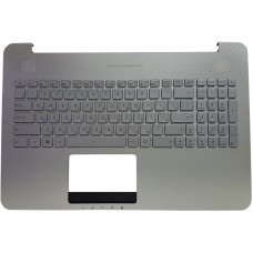 Top Case Asus N552VX серебряный
