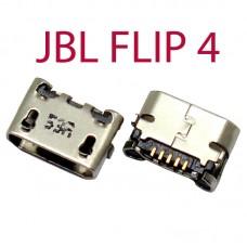 разъем питания JBL Flip 4