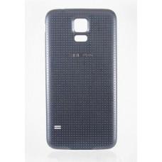Задняя крышка Samsung S5 (черноя)