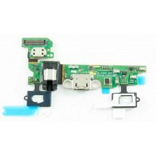Шлейф Samsung A300F с разъемом зарядки