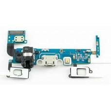 Шлейф Samsung A500F с разъемом зарядки