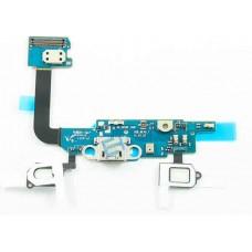Шлейф Samsung G850F с разъемом зарядки