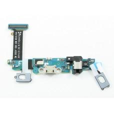 Шлейф Samsung G920F с разъемом питания