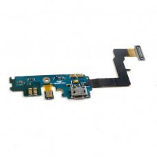 Шлейф Samsung i9100 с разъемом зарядки