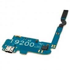 Шлейф Samsung i9200 с разъемом зарядки