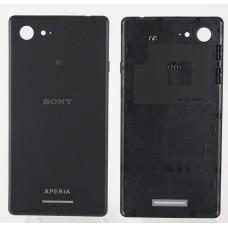 Задняя крышка Sony Xperia E3 Черный