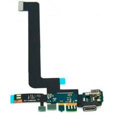 Шлейф Xiaomi Mi4 с разъемом зарядки