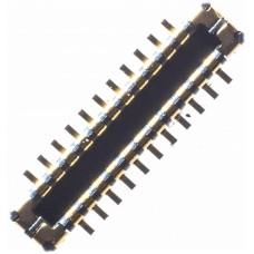 Коннектор LCD iPhone 5S