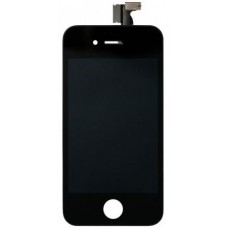 Дисплей для iPhone 4S в сборе черный  (копия)