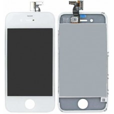 Дисплей для iPhone 4 в сборе Белый. (копия)