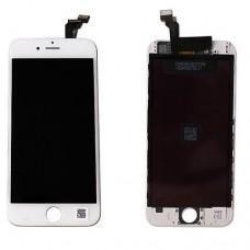 Дисплей для iPhone 6 белый (в сборе, модуль)