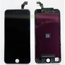 Дисплей для iPhone 6 Plus черный (в сборе, модуль)