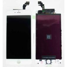Дисплей для iPhone 6 Plus белый (в сборе, модуль)