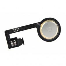 Шлейф кнопки HOME для iPhone 4 (механизм)