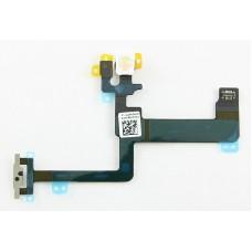 Шлейф iPhone 6 Plus на кнопку включения/микрофон