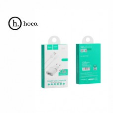 Сетевое зарядное устройство НОСО С11 + кабель Apple