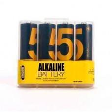 БАТАРЕЙКИ REMAX LR6 4шт (AA/пальчиковые)