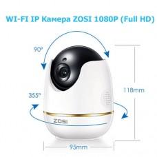 IP Камера Wi-Fi ZOSI 1080 P (FULL HD)